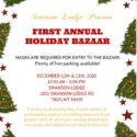 Swanson Lodge Holiday Bazaar